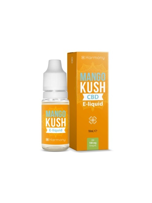 E-liquid Harmony Originals Mango Kush 30mg CBD 10ml