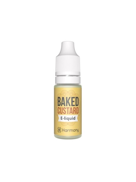 E-liquid Harmony Baked 100mg CBD 10ml