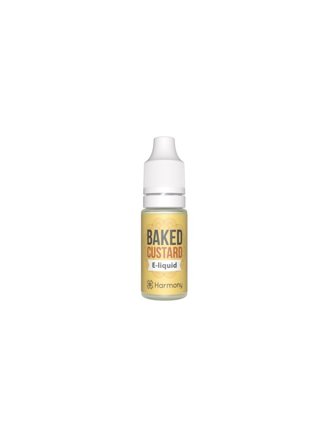 E-liquid Harmony Baked 300mg CBD 10ml