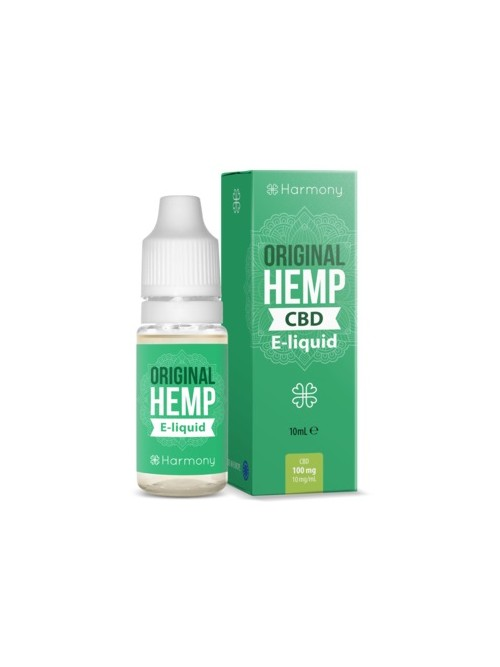 E-liquid Harmony original 600mg CBD 10ml