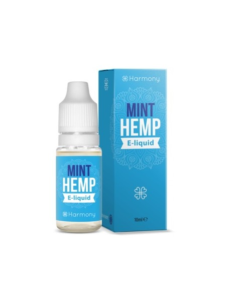 E-liquid Harmony Mint 300mg CBD 10ml