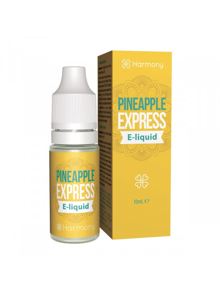 E-liquid Harmony Pineapple Express 0mg CBD 10ml