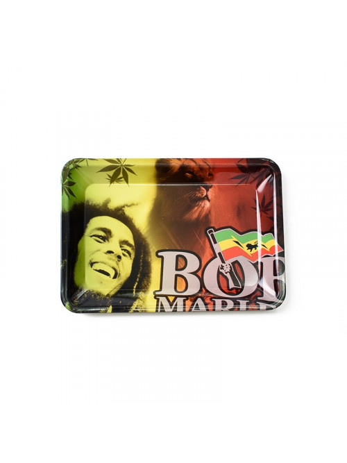Tacka metalowa do suszu CBD Bob Marley