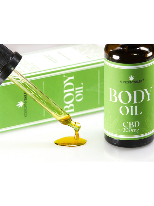 body oil cbd