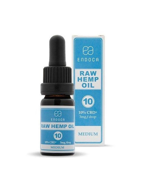 OLEJEK KONOPNY RAW 10% CBD+CBDA 10ML