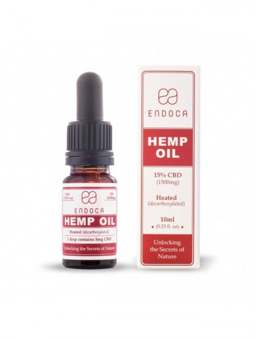 OLEJEK KONOPNY 15% CBD 10ML